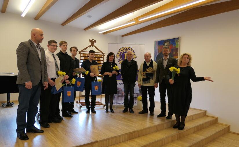 Johann-Hillen-Fonds: Auswahlkonzert 2017